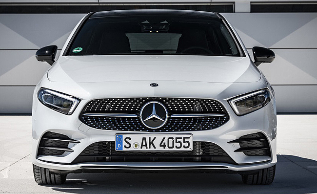 CAR OF THE YEAR WINNER FOR 2019: Mercedes=Bemz A-Class