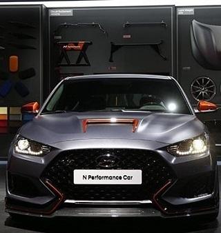 HYUNDAI AT SEOUL 2019: Image: Hyundai Motors