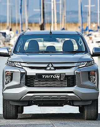 2019 MITSUBISHI TRITON: Image: Mitsubishi SA