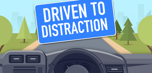 'Driven to Distraction': Try Kwik Fit cellphone test